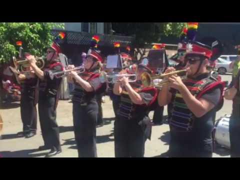 2016 Pride Parade in Guerneville