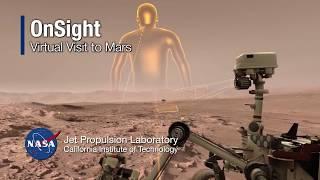 OnSight: Virtual Visit to Mars