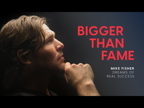 Mike Fisher - White Chair Film - I Am Second®