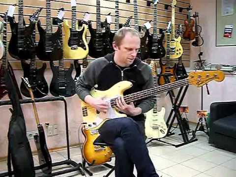 Fender Japan PB70
