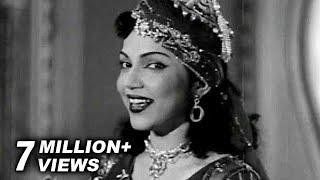 Azhagana Ponnu Naan - Alibabavum 40 Thirudargalum Song - P. Bhanumathi