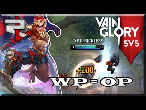3.2 Vainglory 5v5: jungle wp ozo: I Always Knew wp Ozo Was A Beast!!