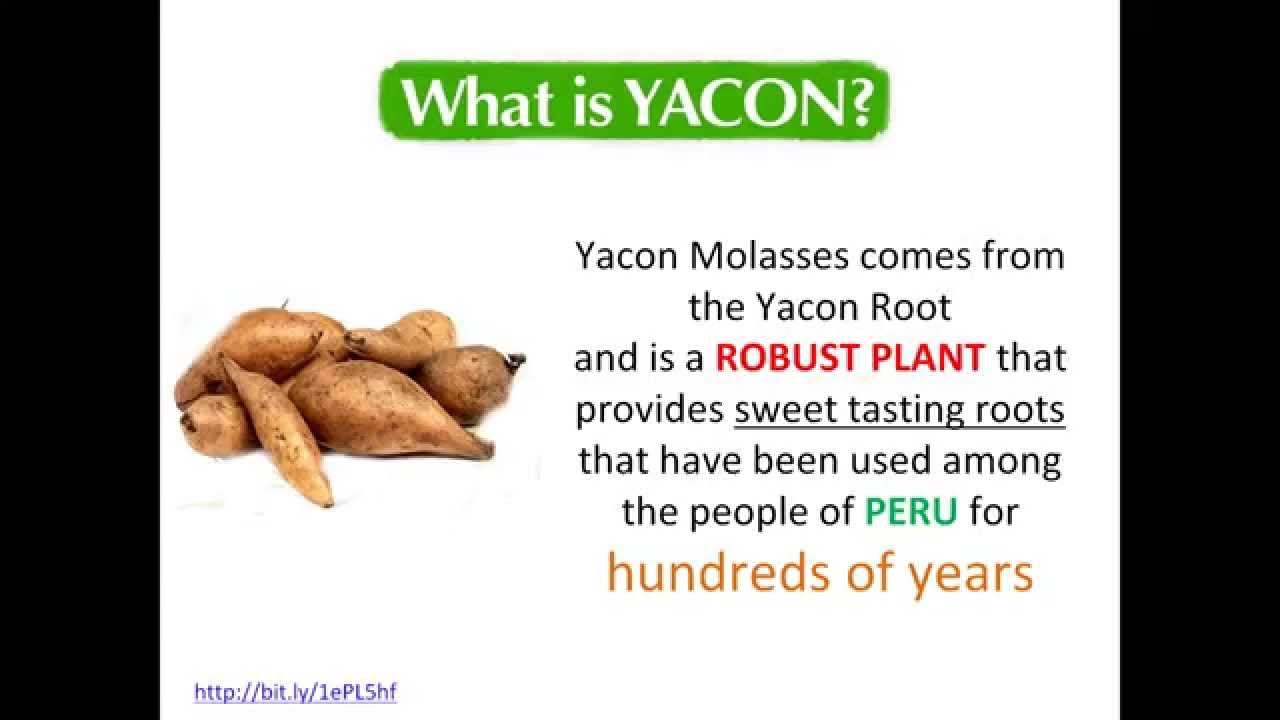 Quickest Way To Lose Weight Yacon Molasses Syrup Youtube