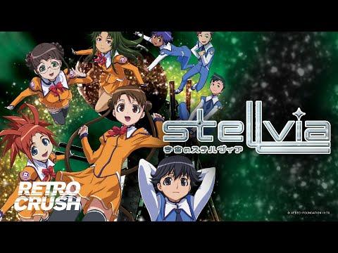 "Stellvia - Opening   ""Asu e no brilliant road"" by angela"
