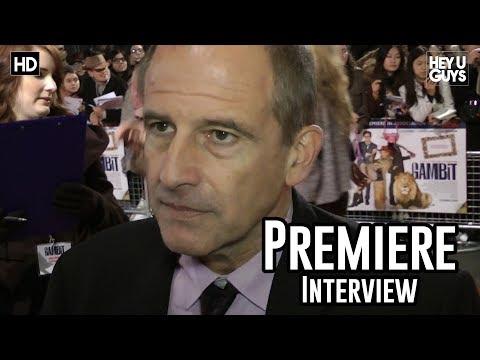 Michael Hoffman Interview - Gambit UK Premiere