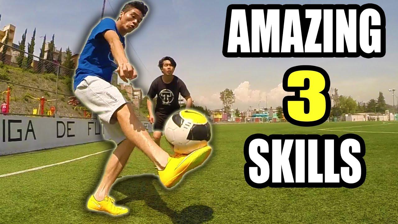 Learn amazing Football Matchplay Skills - YouTube