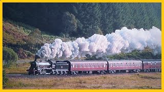 Marvels Of The Mainline - U.K Steam Train Review - 2014