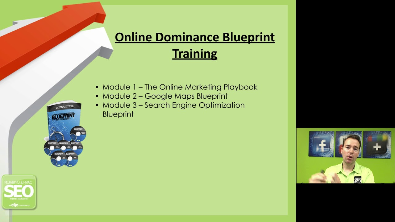 Online dominance blueprint for plumbing hvac contractors youtube online dominance blueprint for plumbing hvac contractors malvernweather Choice Image