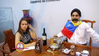 LEGALMENTE HUMOR (CARLOS CABRERA) Sábado 14 de abril 2018