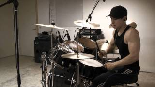 Korn - Narcissistic Cannibal (feat Skrillex & Kill The Noise) - Drum Cover