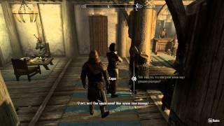 Let's play Skyrim Глава 6 : Потерянный меч