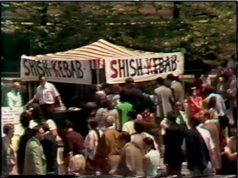 WEWS footage of two 1975 Parties in the Park in Cleveland