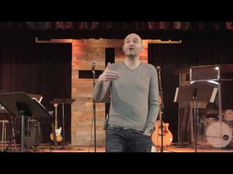 A Conversation from Ephesians 2, with Alan Scott