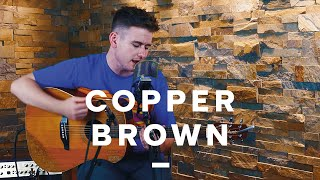 LUKE CAREY - Buckledownknucklehead | COPPER BROWN SESSIONS #0021