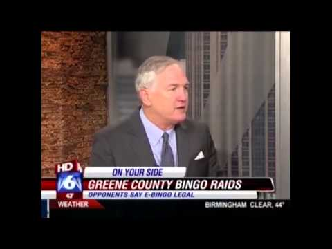 Luther Strange on Good Day Alabama