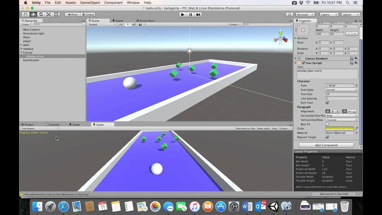10- unity game| UI