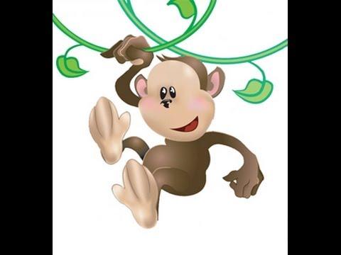 Monkey Spinning Monkeys