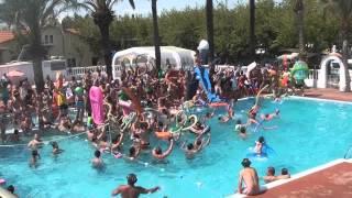 Harlem shake Camping Playa Tropicana