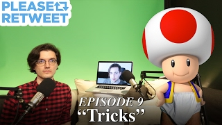 Nintendo Has Technically Retweeted The Toad So They Should Go Whole Hog — PLEASE RETWEET, Episode 9