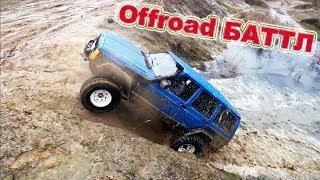 Кто лучше валит на стоке? Offroad БАТТЛ. Range Rover, УАЗ, Cherokee, Subaru, Mitsubishi, Лексус.