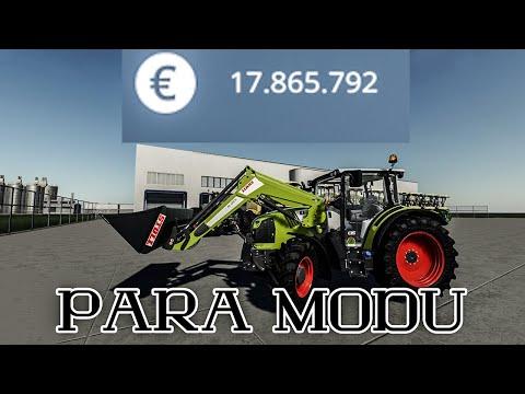Farming Simulator 19 Para Modu Nasıl Yapılır