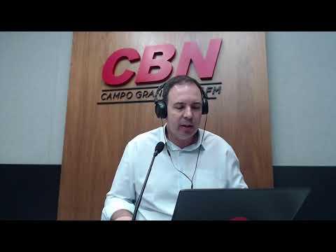 CBN Campo Grande (20/05/2020): com Ginez Cesar