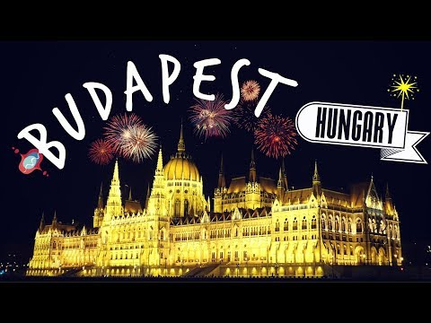 BUDAPEST, Hungary - 5th Leg   Central Europe Travel Series
