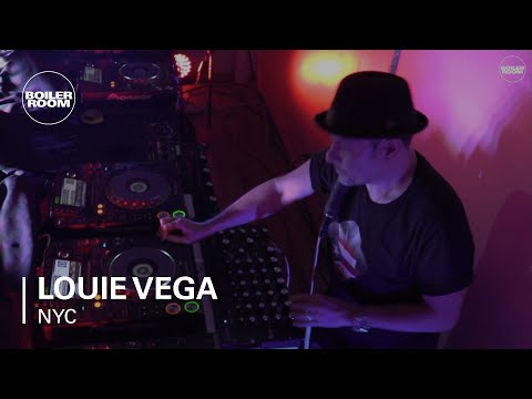 Louie Vega Boiler Room NYC DJ Set