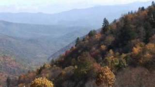 great smoky mountains dvd postcard video