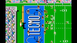 Tecmo Super Bowl 2013 (TecmoBowl.org hack) - Tecmo Super Bowl Playoffs- Guitarguy V.S. bob - User video