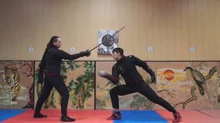Главная ошибка в обучении фехтованию