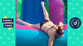 TRY NOT TO LAUGH - Funny WATER Fails Videos (PT.3)