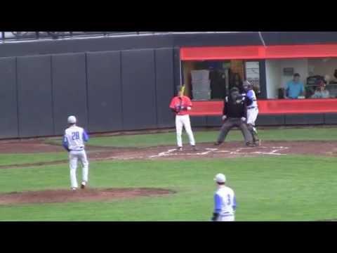 Aloha High School Varsity Baseball; 2-1 Win at Beaverton