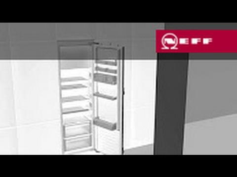 Smeg Kühlschrank Tür Einstellen : Montage justierschiene und möbelfront montageanleitung für neff