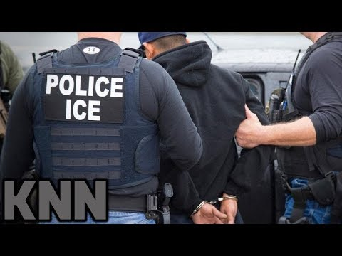 ICE Starts Nationwide Scanning Movement to Crack Down on Illegal Immigration