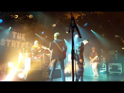 The Strypes live Amsterdam Tolhuistuin 25 januari 2018