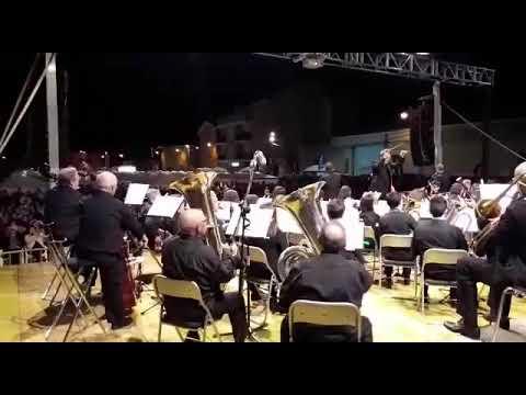 HOMENAJE A NINO BRAVO! Banda Sinfónica Unió Musical de Ribaroja de Turia (05/05/2018)