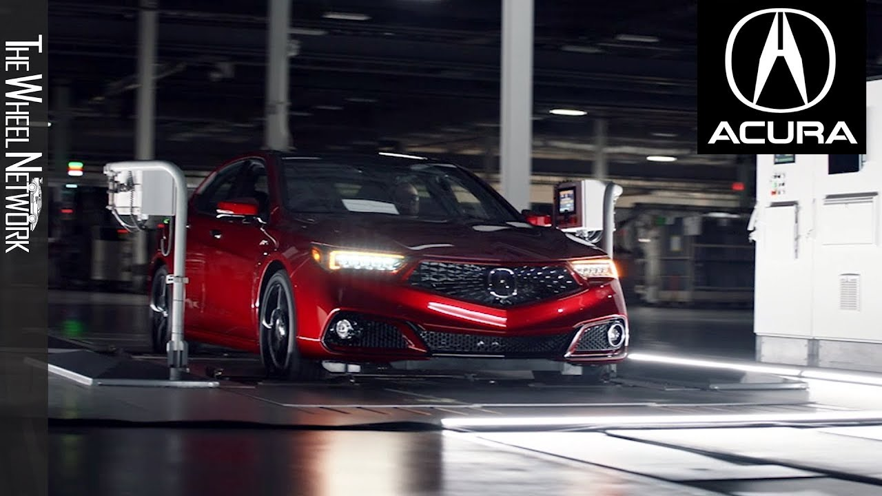 2020 Acura Tlx Pmc Edition Youtube