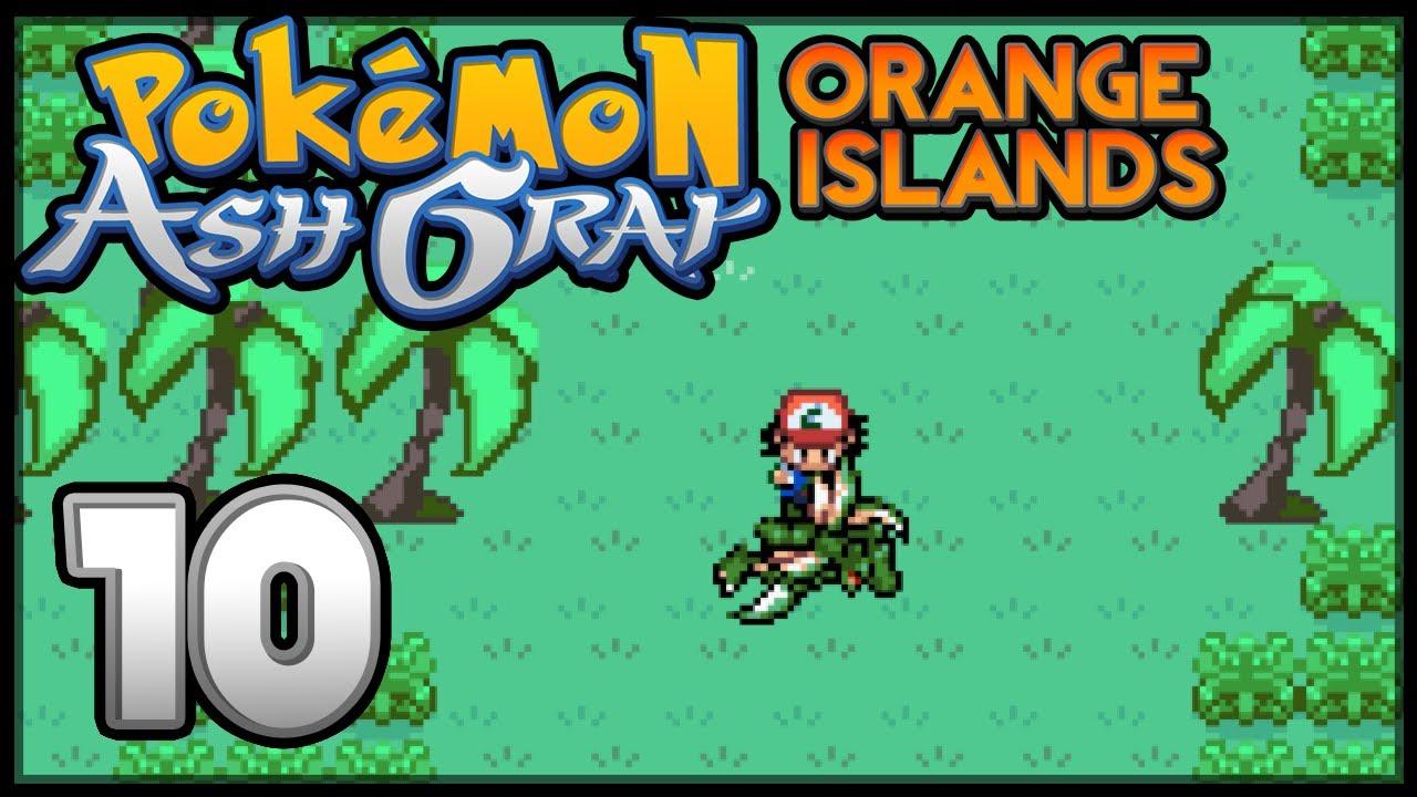 pokemon ash gray orange islands 4th gym