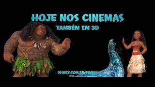 Moana - Hoje nos Cinemas