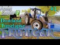 FS17 Timelapse, Dowland Farm Seasons #1: A Fresh Start!