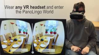 Panolingo - Language Learning App