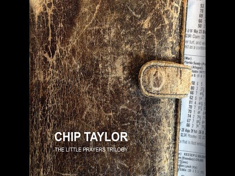 Ill only be me once Taylor, Chip