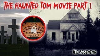 TOM THE GHOST! SUMMONING TOM THE GHOST ON A CURSED HAUNTED OUIJA BOARD (TOM SERIES 1)
