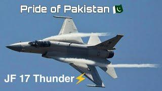 Pride of Pakistan JF-17 Thunder Amazing Performance at Paris Air Show 2019