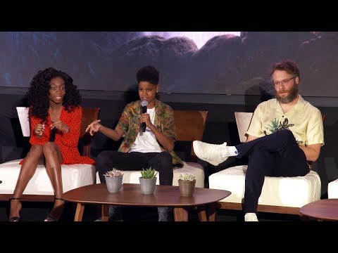 THE LION KING Press Conference Cast s