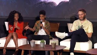 Baixar THE LION KING Press Conference Cast Interviews