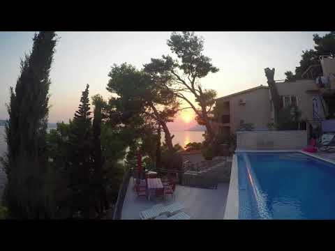 Croatia Sunset Timelapse