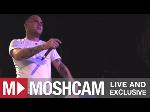 The Bronx - Shitty Future | Live in Sydney | Moshcam