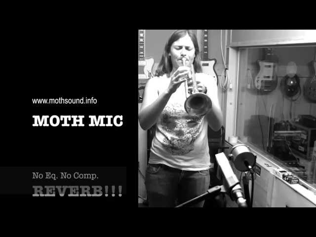Moth Mic - The Real Retrophonic Sound - Trumpet Demo